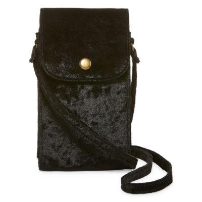 City Streets Phone Case Crossbody Bag