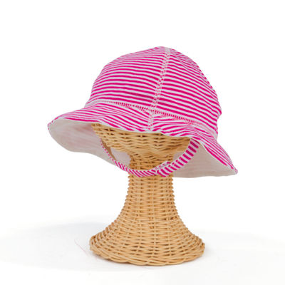 San Diego Hat Company Kids Striped Sun Hat