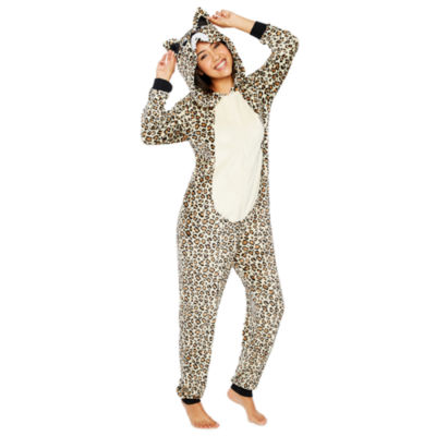 Long Sleeve One Piece Pajama