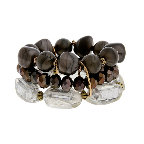 EL by Erica Lyons Womens Stretch Bracelet