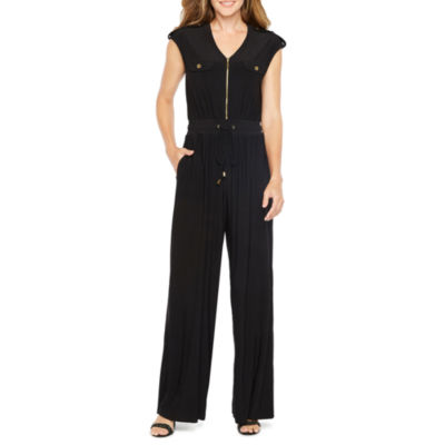 Emma And Michele Sleeveless Jumpsuit