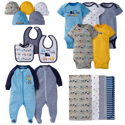 Gerber 19-Pc. Layette Gift Set-Baby Boys