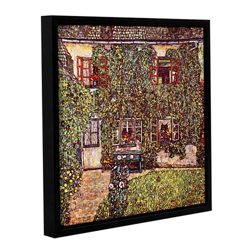 Brushstone House Of Guardaboschi Gallery Wrapped Floater-Framed Canvas Wall Art