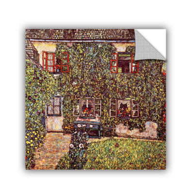 Brushstone House of Guardaboschi Removable Wall Decal