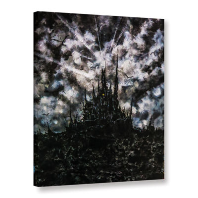 Brushstone In the Dark Of Your Dreams Gallery Wrapped Canvas