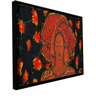Brushstone Independent Spririt Gallery Wrapped Floater-Framed Canvas