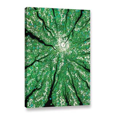 Brushstone Isla In the Sky Gallery Wrapped Canvas