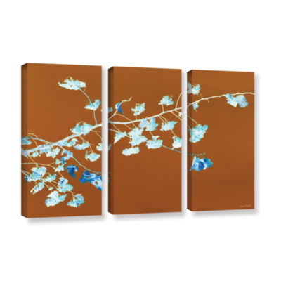 Brushstone Just Leaving 3-pc. Gallery Wrapped Canvas Wall Art