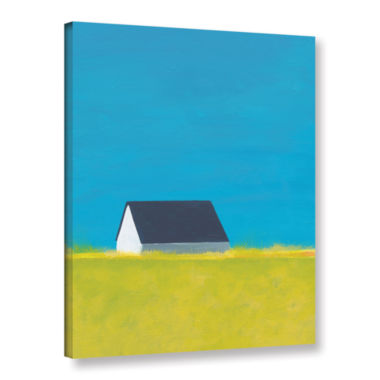 Brushstone It's A Farmhouse Gallery Wrapped Canvas