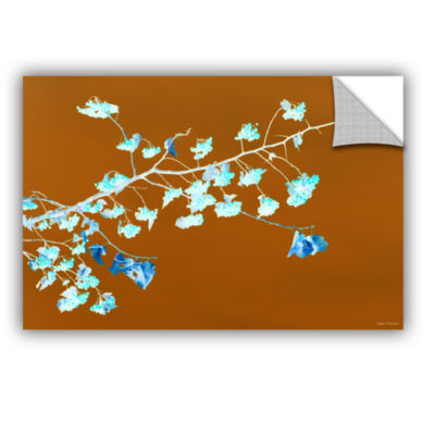 Brushstone Just Leaving Removable Wall Decal