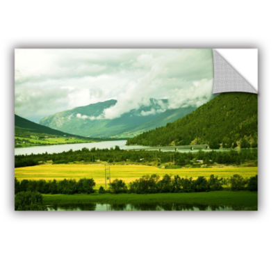 Brushstone Norway Removable Wall Decal