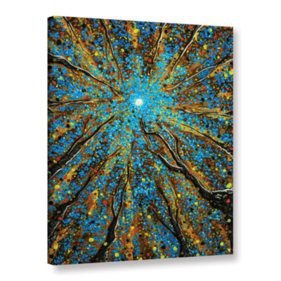Brushstone Kingdome Come Gallery Wrapped Canvas Wall Art