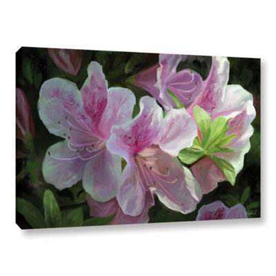 Brushstone Kissed By Sunlight Gallery Wrapped Canvas Wall Art