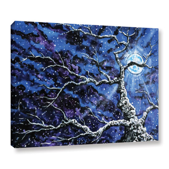 Brushstone Odyssey Gallery Wrapped Canvas Wall Art