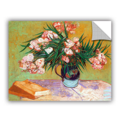 Brushstone Oleander Removable Wall Decal