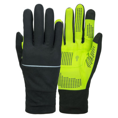 Xersion Running Gloves with Touchscreen Technology