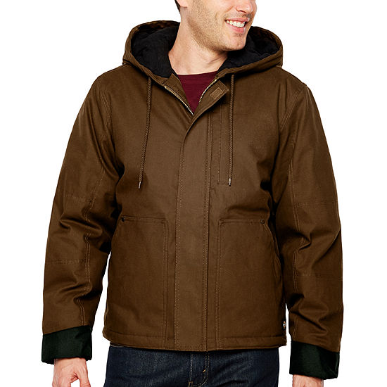 Dickies® FLEX Sanded Duck Mobility Coat - Big