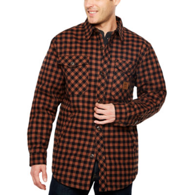 Walls Flannel Heavyweight Shirt Jacket