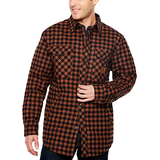 Walls YJ830 Flannel Heavyweight Shirt Jacket