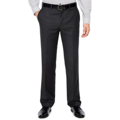 JF J.Ferrar Stretch Slim Fit Suit Pants - Slim