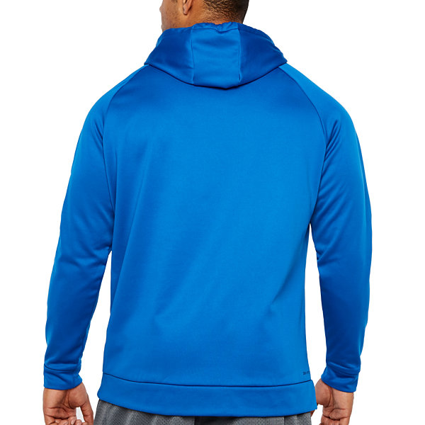 Nike Long Sleeve Knit Pattern Hoodie-Big and Tall