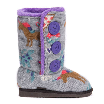 MUK LUKS® Malena Girls Boots - Little Kids