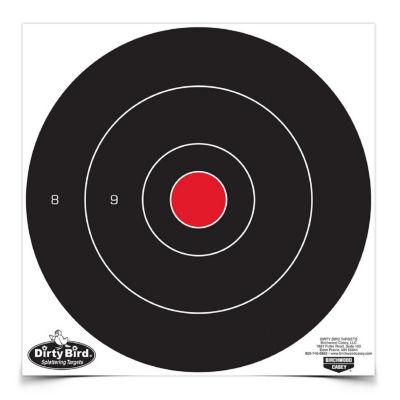 Birchwood Casey Dirty Bird 12In Bullseye-100 Targets