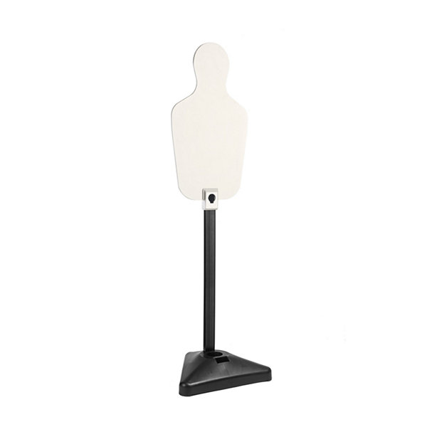 Rts Self-Healing Static Target With Two Torsos - White