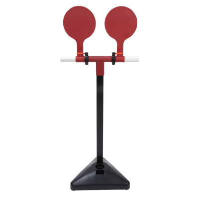 RTS Dual Falling Racket Reactive Target System - Red