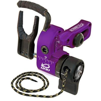 QAD Ultra-Rest HDX Right Hand Purple