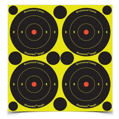 Birchwood Casey 3In Bulls Eye-4;000 Targets-10;000Pasters