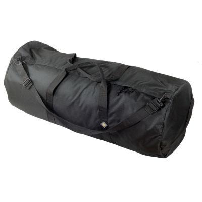 North Star Sport Duffle Bag 18In Diam 42In L-Midnight Black
