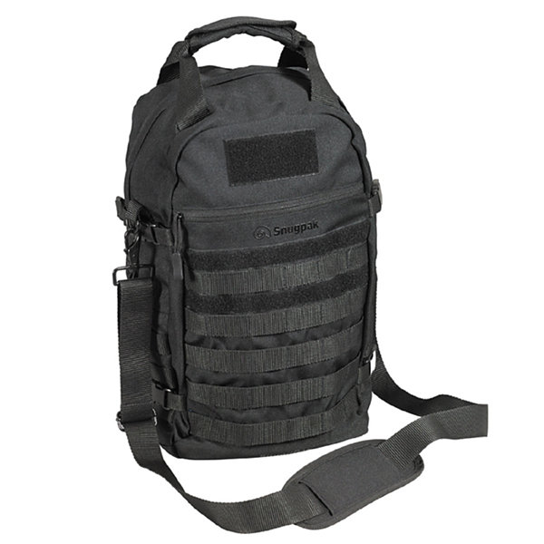 Snugpak Squadpak Over The Shoulder Bag - Black