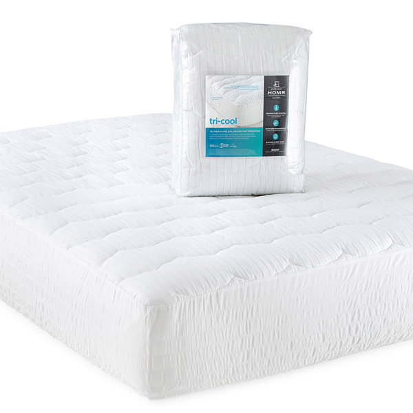Jcpenney Home Tri Cool Temperature Regulating Mattress Pad