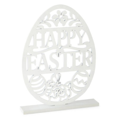 JCPenney Home Happy Easter Egg Tabletop Decor