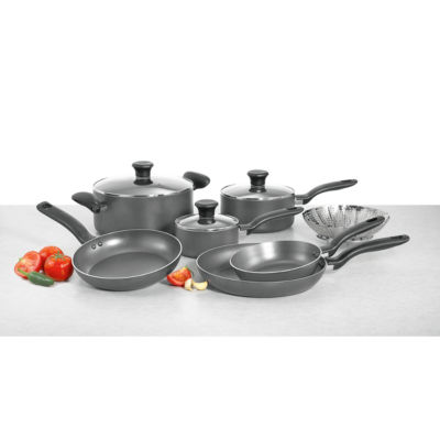 T-fal Initiative 10-pc. Cookware Set
