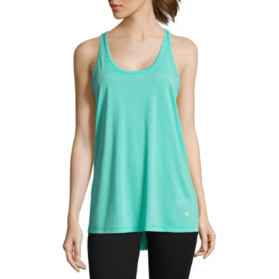 Xersion Studio Keyhole Back Tank