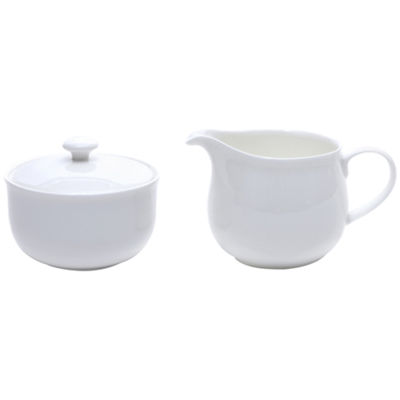 Bone China Sugar and Creamer Set