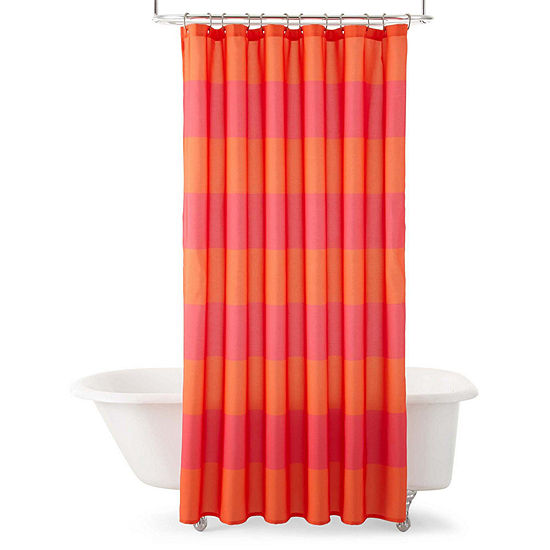 JCPenney Home™ Owen Stripe Shower Curtain