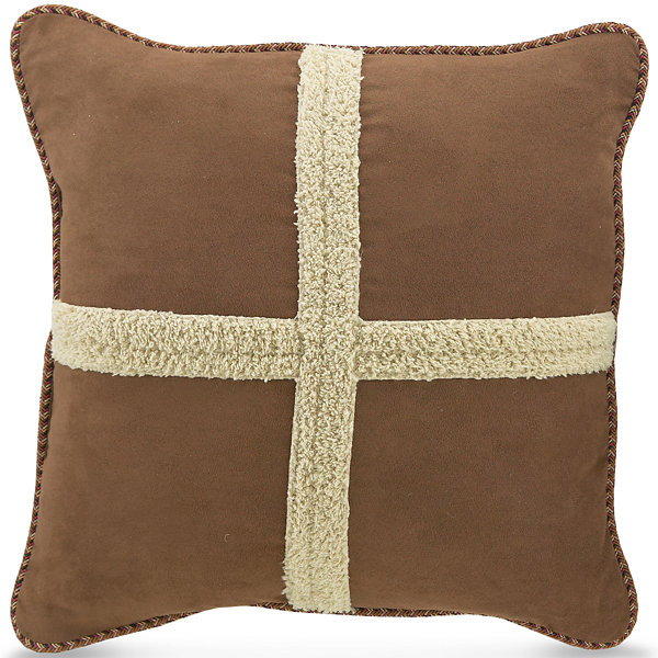 Croscill Classics® Riverdale Square Decorative Pillow