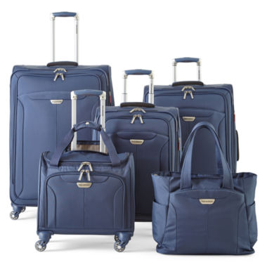 jcpenney.com | Ricardo Beverly Hills Delano Luggage Collection