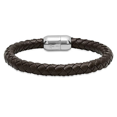Steeltime Mens Wrap Bracelet