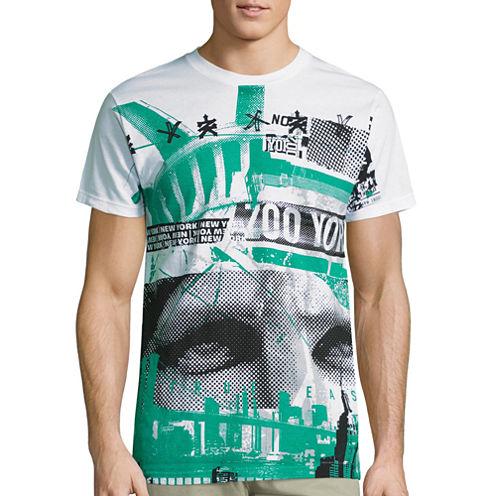 Zoo York Gut Up Tee Short Sleeve Graphic T-Shirt