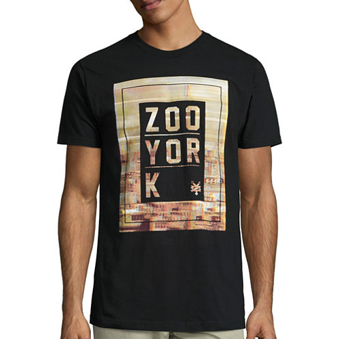 Harold Hunter Foundation Zoo York Tripped Graphic T-Shirt