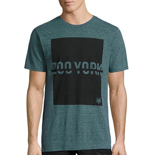 Harold Hunter Foundation Zoo York MNML Split Graphic T-Shirt