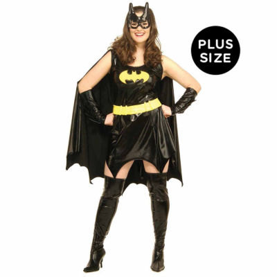 Buyseasons Batgirl Adult Plus Costume