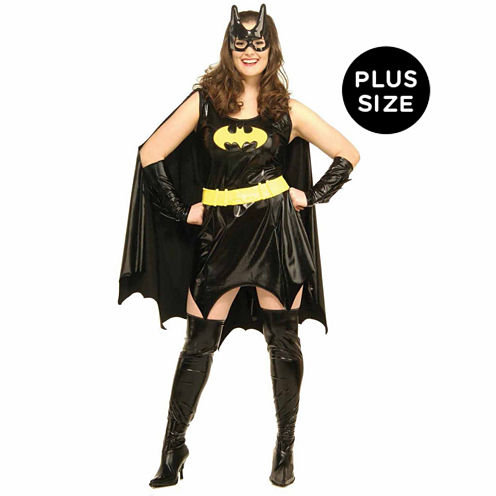 Buyseasons Batgirl Adult Plus Costume