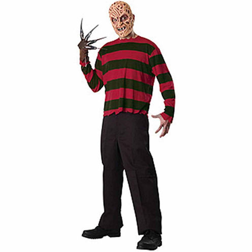 Buyseasons A Nightmare On Elm Street - Freddy Krueger Adult Costume Kit
