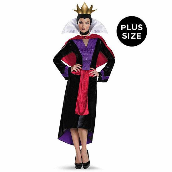 Disney Deluxe Evil Queen Womens Plus Size Costume