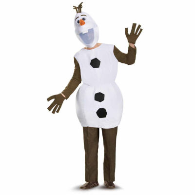 Frozen: Deluxe Adult Olaf Costume - XL (42-46)